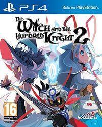 Portada oficial de The Witch and the Hundred Knight 2 para PS4