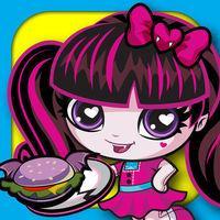 Portada oficial de Monster High: Minis Mania para iPhone