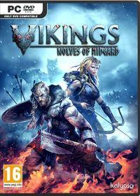 Portada oficial de Vikings: Wolves of Midgard para PC