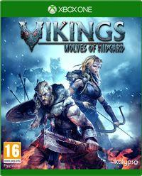 Portada oficial de Vikings: Wolves of Midgard para Xbox One