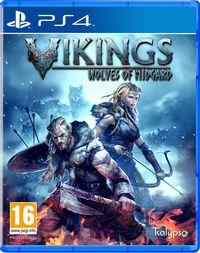 Portada oficial de Vikings: Wolves of Midgard para PS4