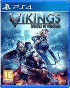 Portada oficial de de Vikings: Wolves of Midgard para PS4