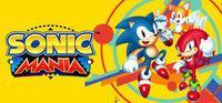 Portada oficial de Sonic Mania para PC