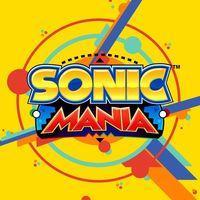 Portada oficial de Sonic Mania para PS4