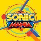 Portada oficial de de Sonic Mania para PS4