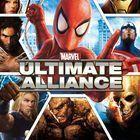 Portada oficial de de Marvel: Ultimate Alliance para PS4