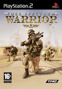 Portada oficial de Full Spectrum Warrior para PS2