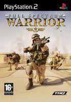 Portada oficial de de Full Spectrum Warrior para PS2