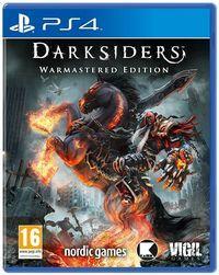 Portada oficial de Darksiders: Warmastered Edition para PS4