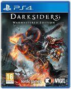 Portada oficial de de Darksiders: Warmastered Edition para PS4