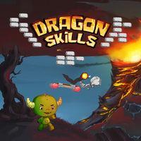 Portada oficial de Dragon Skills eShop para Wii U