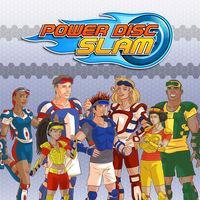 Portada oficial de Power Disc Slam eShop para Nintendo 3DS