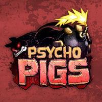 Portada oficial de Psycho Pigs eShop para Nintendo 3DS