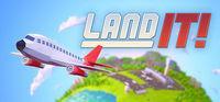 Portada oficial de Land It! para PC