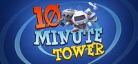Portada oficial de 10 Minute Tower para PC