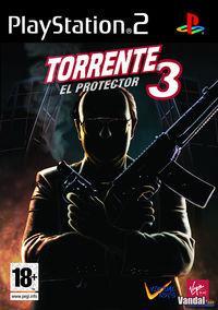 Portada oficial de Torrente 3 para PS2