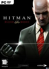 Portada oficial de Hitman: Blood Money para PC