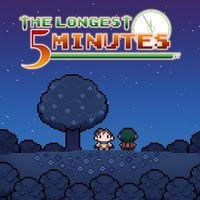 Portada oficial de The Longest Five Minutes PSN para PSVITA