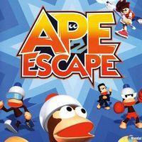 Portada oficial de Ape Escape 2 para PS4