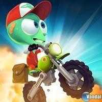 Portada oficial de Big Bang Racing para Android