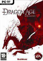 Portada oficial de de Dragon Age: Origins para PC