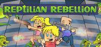 Portada oficial de Reptilian Rebellion para PC