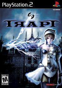Portada oficial de Trapt para PS2
