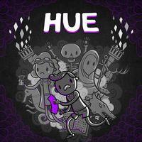 Portada oficial de Hue para PS4