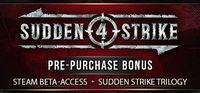 Portada oficial de Sudden Strike 4 para PC