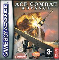 Portada oficial de Ace Combat para Game Boy Advance