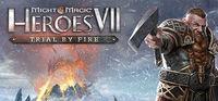 Portada oficial de Might and Magic: Heroes VII – Trial by Fire para PC