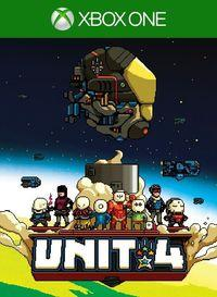 Portada oficial de Unit 4 para Xbox One