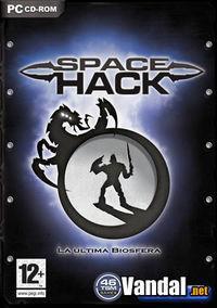 Portada oficial de Space Hack para PC