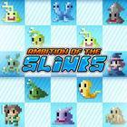 Portada oficial de de Ambition of the Slimes eShop para Nintendo 3DS