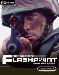 Portada oficial de Operation Flashpoint para PC
