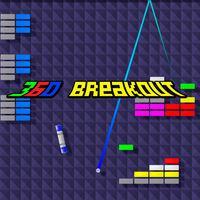 Portada oficial de 360 Breakout eShop para Wii U
