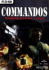 Portada oficial de Commandos para PC