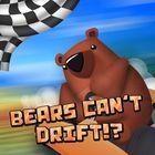 Portada oficial de de Bears Can't Drift!? para PS4