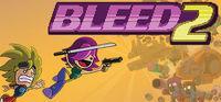 Portada oficial de Bleed 2 para PC