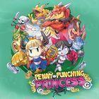 Portada oficial de de Penny Punching Princess PSN para PSVITA