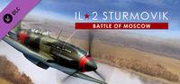 Portada oficial de IL-2 Sturmovik: Battle of Moscow para PC