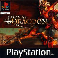 Portada oficial de Legend of Dragoon para PS One