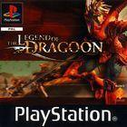 Portada oficial de de Legend of Dragoon para PS One