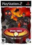Portada oficial de de CT Special Forces: Fire For Effect para PS2