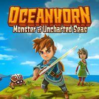 Portada oficial de Oceanhorn: Monster of Uncharted Seas para PS4