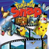 Portada oficial de Pokémon Snap CV para Wii U