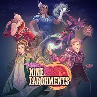 Portada oficial de Nine Parchments para PS4