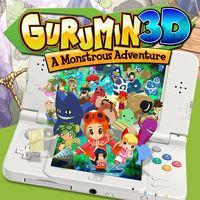Portada oficial de Gurumin 3D: A Monstrous Adventure eShop para Nintendo 3DS
