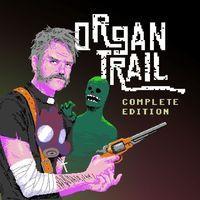Portada oficial de Organ Trail Complete Edition para PS4