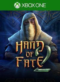 Portada oficial de Hand of Fate 2 para Xbox One